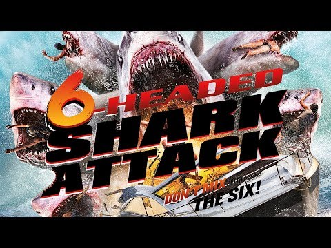6 Headed Shark Attack - Dont mix with the Six | Trailer (deutsch) ᴴᴰ