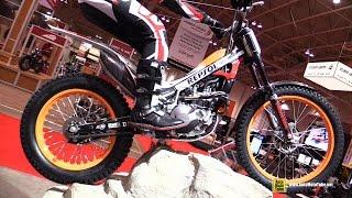 1. 2014 Honda Montesa Cota 4RT 260 - Trial Bike Race Replica - Walkaround - 2015 Toronto Moto Show