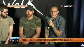Kabar mengejutkan datang dari dunia tarik suara. Vokalis utama Linkin Park, Chester Bennington ditemukan tidak bernyawa di...