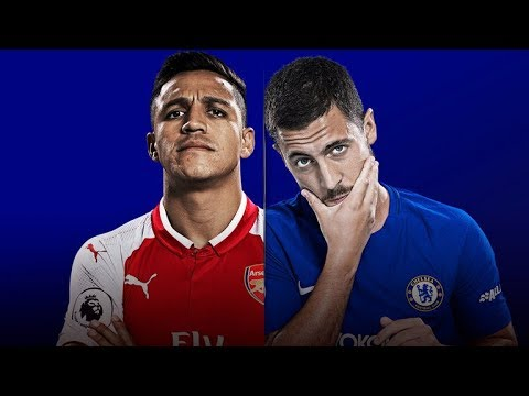 Arsenal 2-2 Chelsea ● All Goals & Highlights ● 03/01/2018 HD