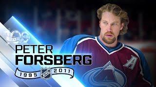 НХЛ 100: Петер Форсберг