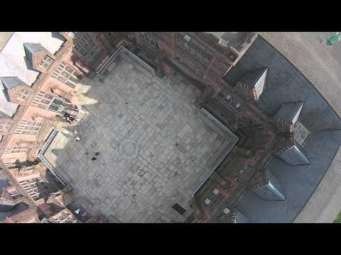 Princeton Drone Video