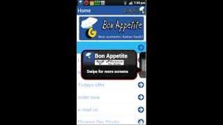 Bon Apetite Restorante YouTube video