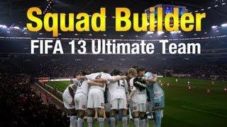 FIFA 13 Ultimate Team Squad Builder #3 [HD] | APNGaming