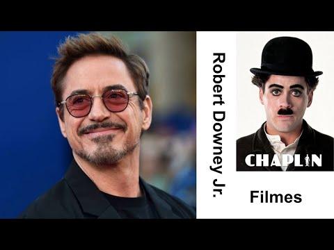 Filmes de Robert Downey Jr -  Parte 1(1984 até 2003).