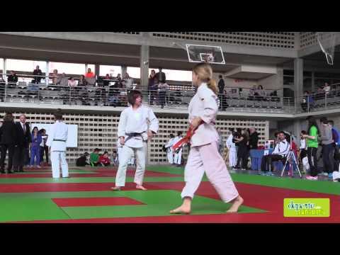 Judo 3ª Jornada JDN Infantil Fem -44kg