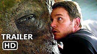 Video JURASSIC WORLD 2 New EXTENDED Trailer Teaser (2018) Eye of the T-Rex, Chris Pratt Movie HD MP3, 3GP, MP4, WEBM, AVI, FLV Desember 2017