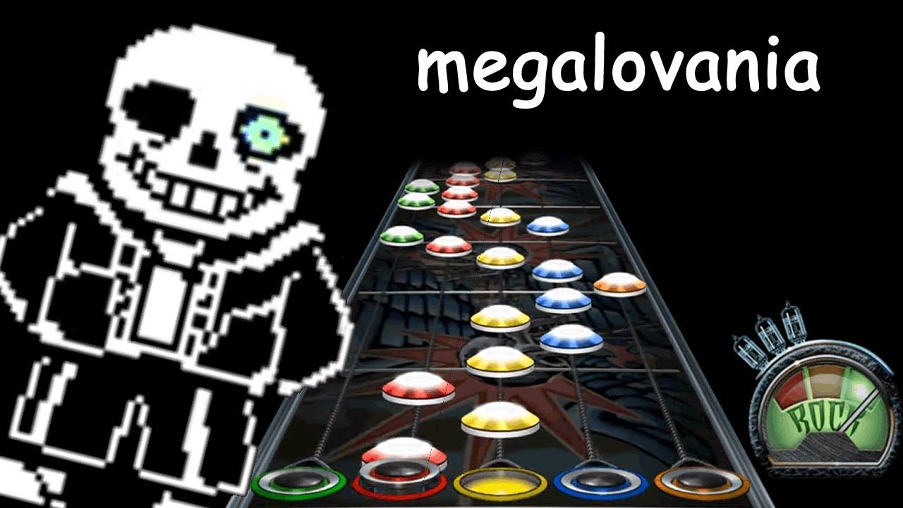 Guitar Hero Custom: MEGALOVANIA (Metal Cover by RichaadEB) – Undertale