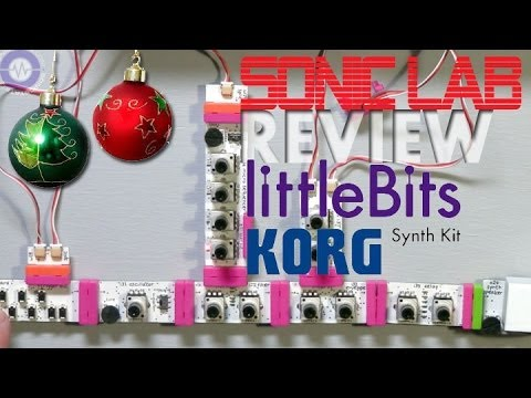 synth - There's been a lot of noise surrounding the Littlebits Synth Kit. made in conjunction with Korg, it's essentially a set of Monotron modules in snap together ...