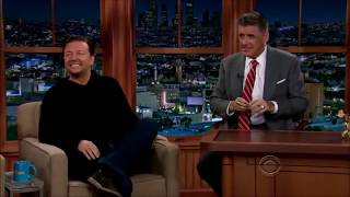 Ricky Gervais and Craig Ferguson Complete