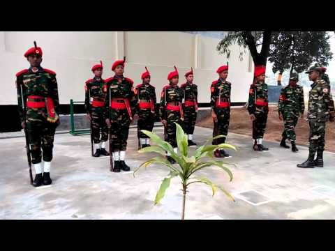 Video Guard OF honour (demo) of RTE 2016 RAMNA REGIMENT download in MP3, 3GP, MP4, WEBM, AVI, FLV January 2017