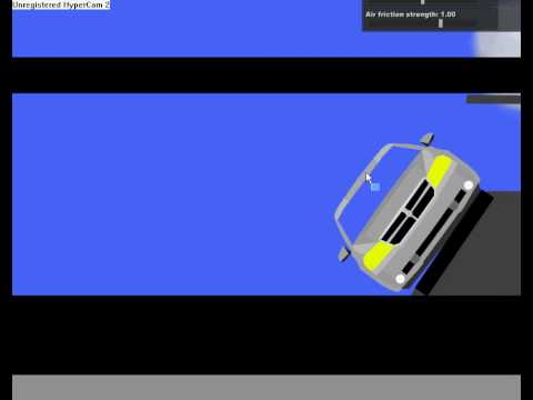 Car Rollover Test