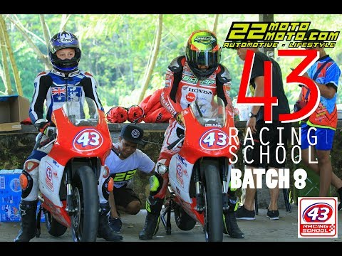 43 Racing School Batch 8