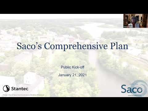 2021 Comprehensive Plan Public Kick Off Meeting