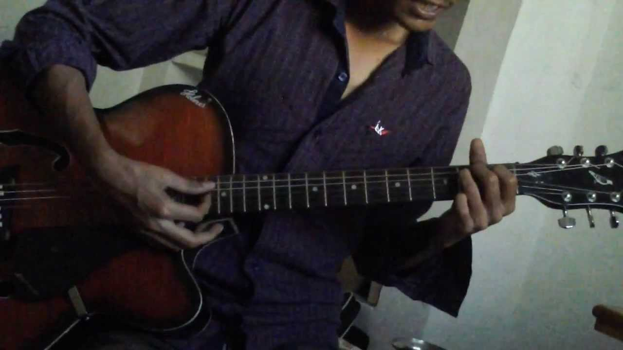 how to play deevani in guitar,how to play new bollywood song,kailash kher ,