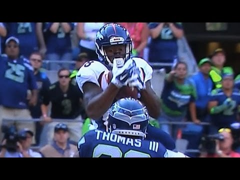 Denver Broncos vs Seattle Seahawks: Week 3