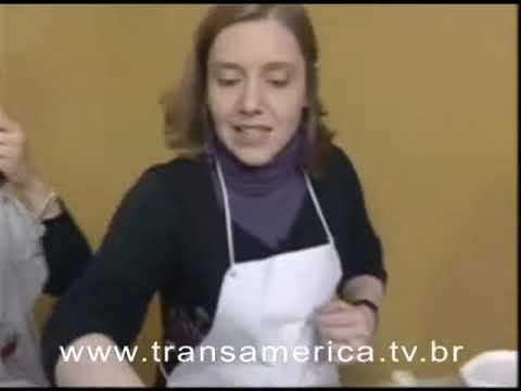 Tv Transamérica Bola Imitação Metal