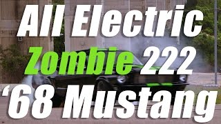 800 konny elektryczny Mustang który ma 1,9s do setki