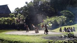 Fijian Traditional Dance Pacific Harbour Fiji 1