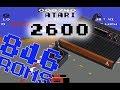 Todos Los Roms De Atari 2600 846 Juegos Mega