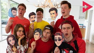 Video WHO'S MOST LIKELY TO...?!?! Ft. Lazarbeam, Muselk,  Loserfruit, Crayator, BazzaGazza and Marcus MP3, 3GP, MP4, WEBM, AVI, FLV November 2018