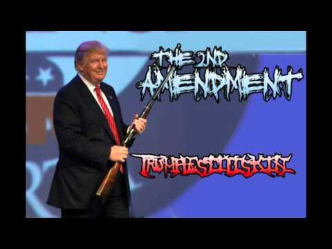 TRUMPLESTILTSKIN: THE 2ND AMENDMENT