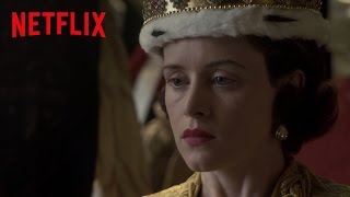 La Couronne France  city photos : The Crown - Featurette : Le poids de la couronne - Netflix