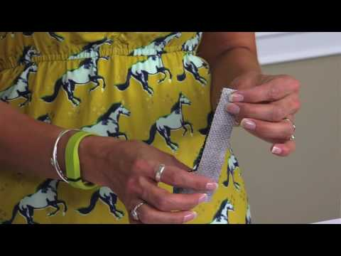 From the Sizzix Quilting Workshop: Moose making with Kid Giddy