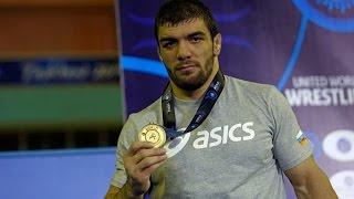 Tashkent 2014 World Freestyle Wrestling Championship 96kg Abdusalam Gadisov