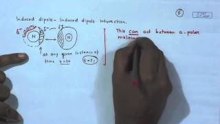 Mod-01 Lec-27 Intermolecular Forces Between Particles And Surfaces - I
