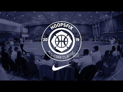 Hoopsfix All-Star Classic 2019 Underclassmen Game - #HASC19