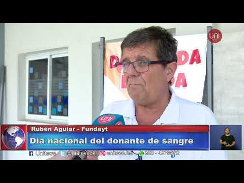 Día nacional del donante de sangre