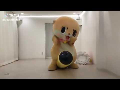 【面白  腹筋崩壊】愛知県のゆるキャラは、倒れない棒が大好き …