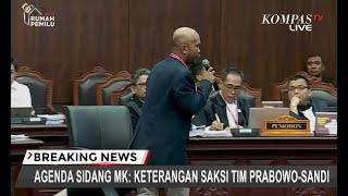 """Video Hakim MK Persilakan Saksi """"Mondar-mandir"""" Biar Bagus di TV MP3, 3GP, MP4, WEBM, AVI, FLV September 2019"""