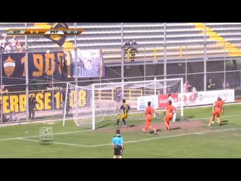 Viterbese-Pistoiese 1-0, le immagini della partita