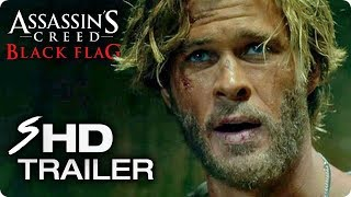 Video ASSASSIN'S CREED: Black Flag (2018) Movie Teaser Trailer [HD] Chris Hemsworth Concept MP3, 3GP, MP4, WEBM, AVI, FLV April 2018
