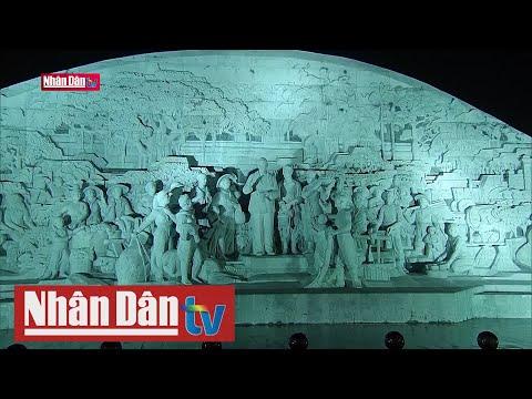 Lễ khánh thành Tượng đài Bác Hồ với nông dân Việt Nam