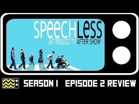 Speechless Season 1 Episode 2 Review & After Show | AfterBuzz TV
