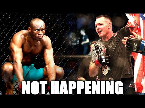 Colby Covington is OUT, Kamaru Usman not Fighting at UFC 244