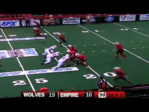 Week 19: Wolves Upend Empire 35-21