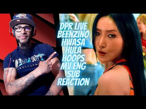 DPR LIVE - Hula Hoops (ft. BEENZINO HWASA) OFFICIAL M/V REACTION