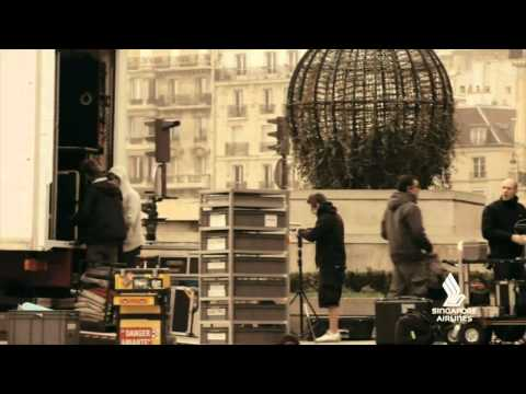 Singapore Girl in Paris - The Making of Singapore Airlines campaign.mp4