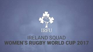 Here is the 28-strong Ireland squad which will compete in the 2017 Women's Rugby World Cup next month. We will be cheering ...