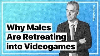 Video Jordan Peterson Explains Why Males Are Increasingly Retreating Into Videogames w/ Warren Farrell MP3, 3GP, MP4, WEBM, AVI, FLV Desember 2018