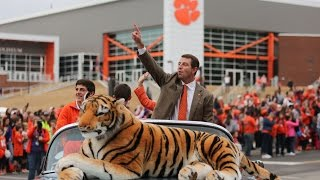 Clemson Celebrates National Title With Championship Parade
