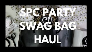 Everything (and I mean everything!) I got at the SPC Party in Austin! Click below for rules about the giveaway!! Timestamp links: party and swag overview (02:01), SPC kits (06:01), non-swag bag kits (17:22), the FULL KITS in the swag bags (23:58), and swag bag samplers (59:59). //GIVEAWAY RULES//-Must be 18 years or older (or have parent's permission)-Must be subscribed to this channel-Leave a comment telling me about your planner party experience! Whether you've ever been to one and if not, which one you want to go to!-One comment per person-US and Canada residents only please!! (I'm sorry!)(Giveaway will close on AUGUST 20, 2017, at 9:00 pm ET. I'll notify the winner via Youtube direct message or reply to their entry--if you don't reply in 3 days, I'll contact someone else! Good luck!!!)//FIND ME//Planner instagram: https://www.instagram.com/hollyplans/Facebook page: https://www.facebook.com/hollyplans1/ //COUPONS & LINKS//MY PLANNER - Erin Condren planner: http://goo.gl/UFtdAk (My referral link - you get $10 credit; I get $10 credit)MY OTHER PLANNER - Foxy Fix: http://rwrd.io/kkeas69 (referral link -- use for 10% off your first order!)EBATES - 1% back on all Etsy purchases! http://www.ebates.com/rf.do?referrerid=x8FImaJ3AWTFaVpe2HTFEA%3D%3D&eeid=28187 (My referral link--earn $10 cash back with your first purchase!)PEN GEMS - http://r.sloyalty.com/r/vqiNeMozKq5c  (referral link -- use for 10% off your first order!)PLANNER BELLE PRESS: Hollyplans25GP STICKER STUDIO: Hollyplans20
