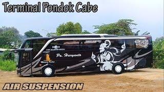 Video Perdana, Bus HR 063 New Livery Wayang Memasuki Terminal Pondok Cabe (Bus HDD Haryanto 063) MP3, 3GP, MP4, WEBM, AVI, FLV Januari 2018
