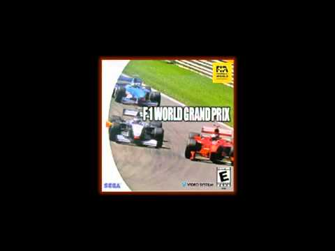 f1 world grand prix sega dreamcast