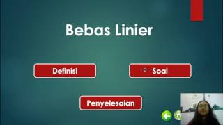 Bebas Linier Video