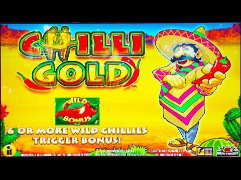 ++NEW Chilli Gold slot machine, DBG #1